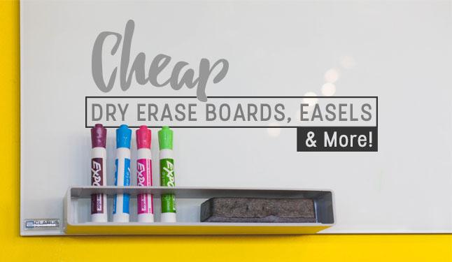 BoardsAndEasels