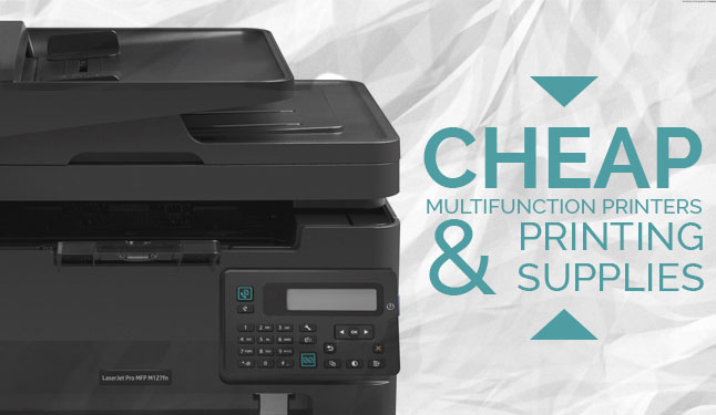 Charming Order Office Supplies Online · Multifunction Printers